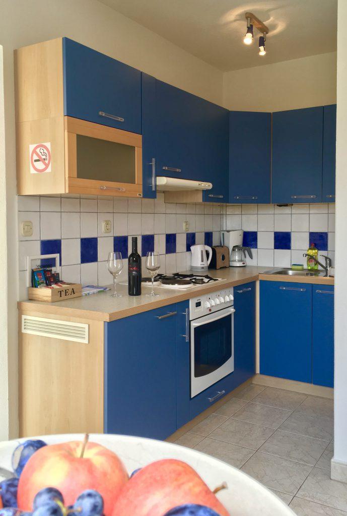 Apartment Mimoza, kitchen, apartments villa jadranka