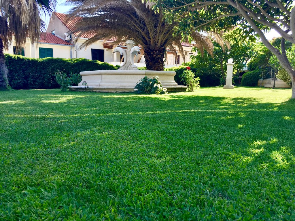 Apartment Dupin garden, apartments villa jadranka