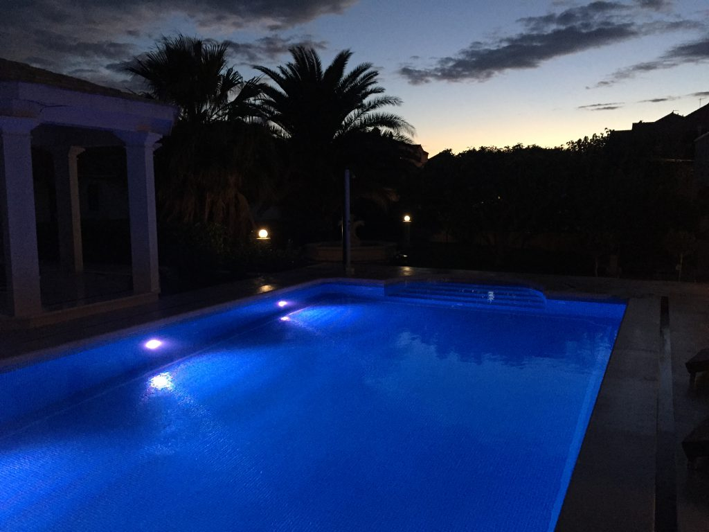 Villa Jadranka Bol apartment swimming pool