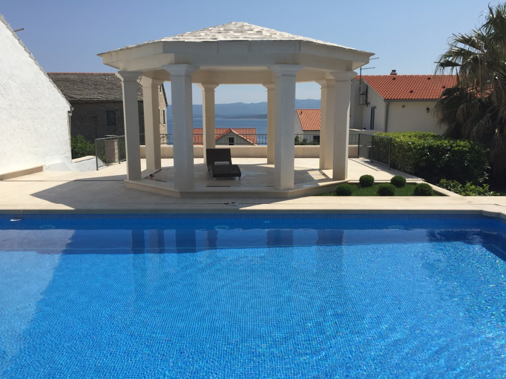 Villa Jadranka relaxing zone