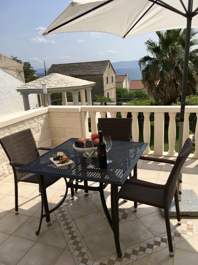 Aparment Koralj terrace, Apartments villa jadranka